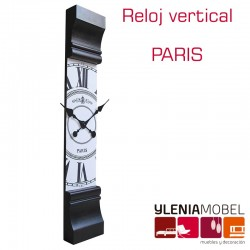 Reloj Vertical PARIS